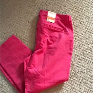 Old Navy Harper ankle pant, Pink, size 14 BNWT